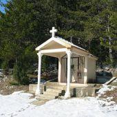 prolozac pocivala kapelica sv nikola