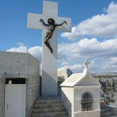 zadvarje sv kriz kapelica i kriz